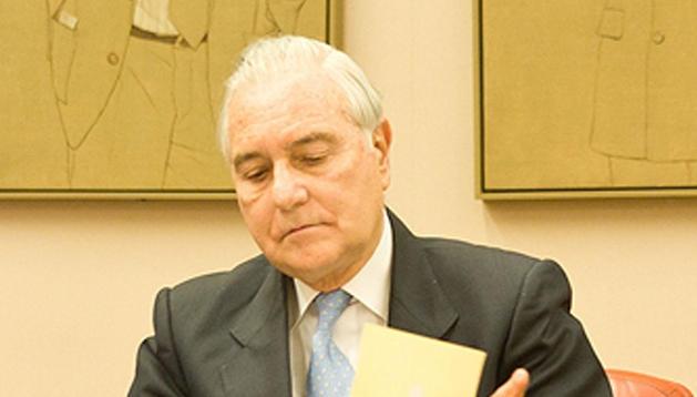 Carlos Dívar, Presidente Del CGPJ.