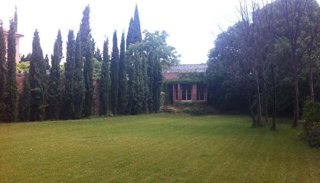Imagen de la casa-palacio de los Arguedas