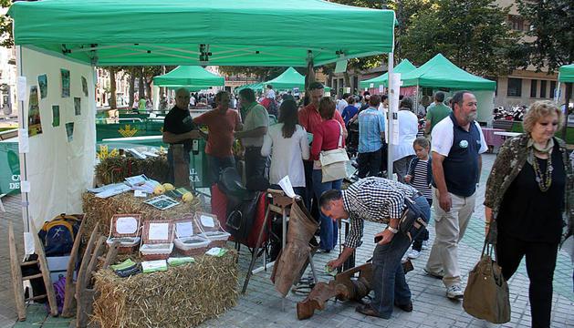Imagen de la Feria de Agroturismo de 2011