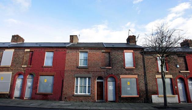 La casa donde nació el ex Beatle, Ringo Starr