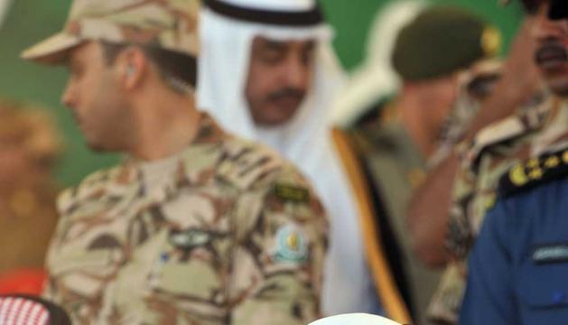 Imagen de archivo del Príncipe Nayef bin Abdel Aziz, heredero al trono en Arabia Saudí.