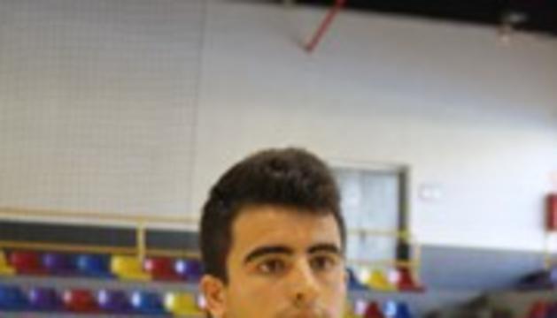 Alejandro Marcelo Fuentes, nuevo jugador de Anaitasuna