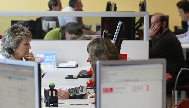 El gobierno foral sube la partida a pol ticas activas de empleo noticias de navarra en diario - Oficina de empleo navarra ...