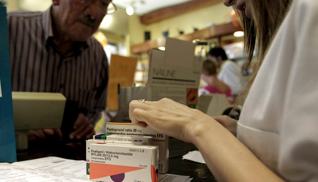 La anomalía fue detectada por los Ministerios de salud y Hacienda cuando revisaban los datos de los pensionistas de cara a la implantación del sistyema de copago farmacéutico a partir del 1 de julio.