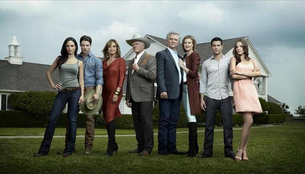 Personajes de la serie Dallas