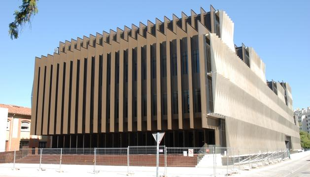 Futura sede del Centro de Investigación Biomédica