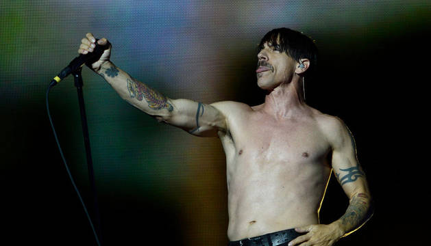 Red Hot Chili Peppers,