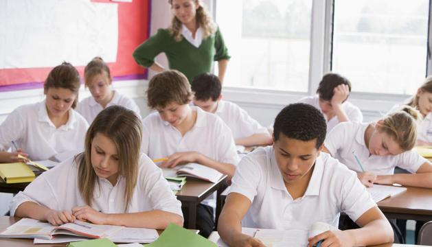 Navarra se sitúa en quinta posición en el ranking de mejores resultados educativos