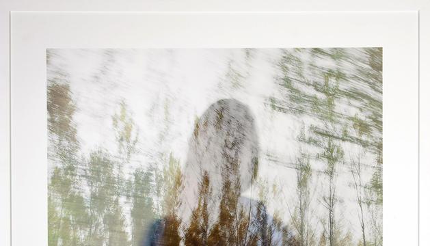 Una de las obras seleccionadas del XXVII Concurso Pamplona Jóvenes Artistas 2012