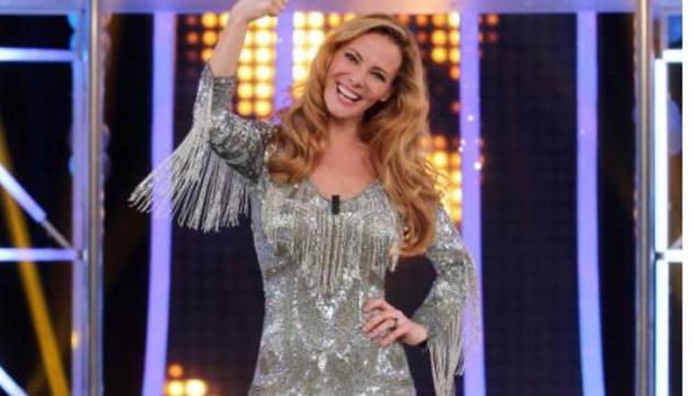 La presentadora de televisión Paula Vázquez