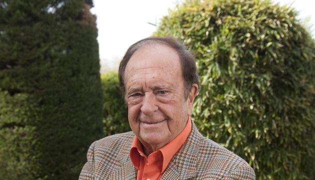 José Luis Uribarri, en una imagen de archivo