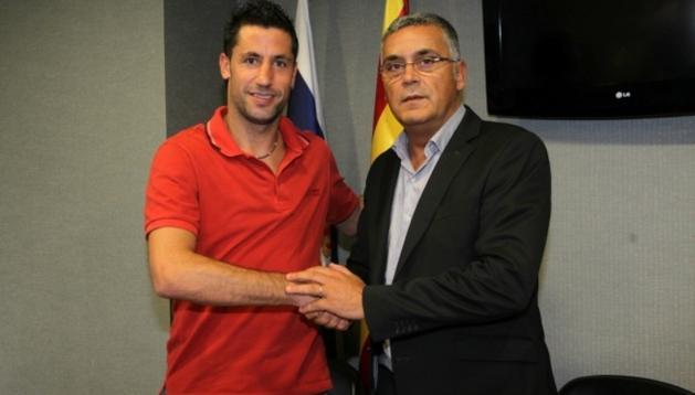 El lateral izquierdo Joan Capdevila regresa esta temporada al Espanyol