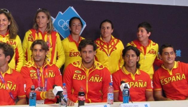De la representación española en tenis, Verdasco ya ha sido eliminado
