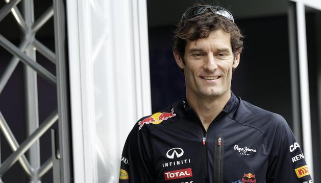 Webber dominó los últimos entrenamientos libres en el circuito de Hungaroring