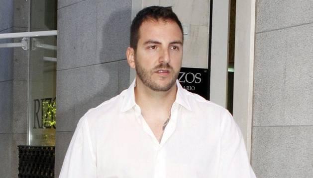 El hijo de Tita Cervera, Borja Thyssen-Bornemisza