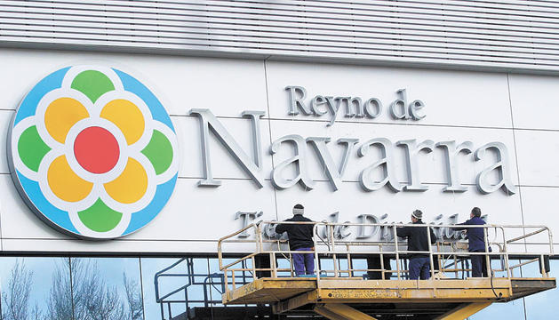 El estadio seguirá llamándose Reyno de Navarra