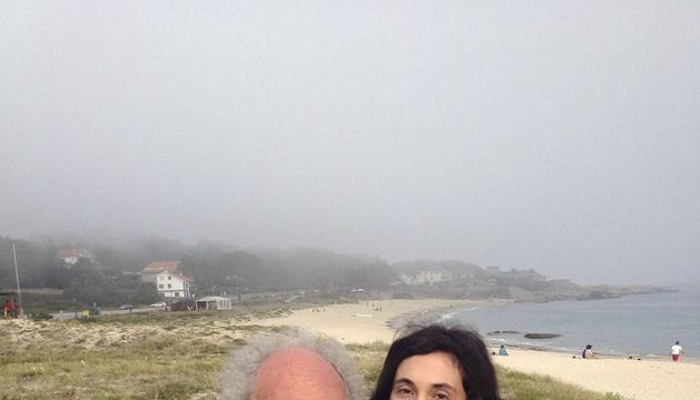 Eduardo Punset junto a su hija Elsa, quienes presentarán la próxima temporada de 'Redes'
