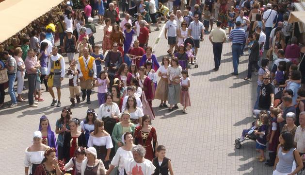 Feria Medieval en Lekunberri