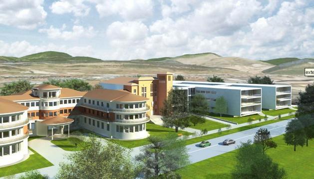 El hospital San Juan de Dios