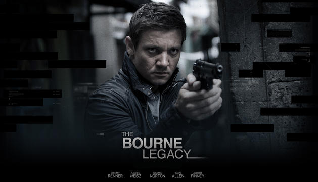 Imagen de la película The Bourne Legacy