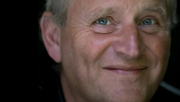 El escritor holandés Herman Koch