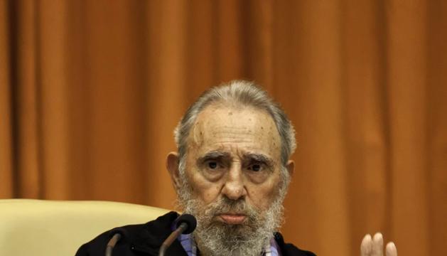 El expresidente cubano Fidel Castro cumple este 13 de agosto 86 años