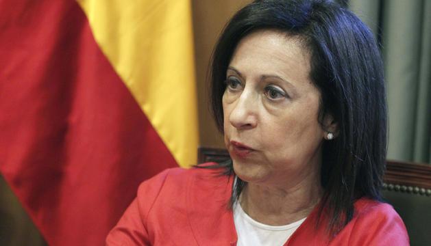 La vocal del Consejo General del Poder Judicial (CGPJ) Margarita Robles