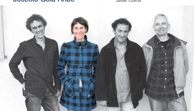 Carátula del CD, En Jota