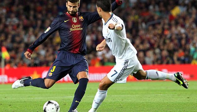 Un Barcelona muy superior dejó que el Real Madrid saliera este jueves vivo del Camp Nou (3-2) cuando ya estaba fundido.