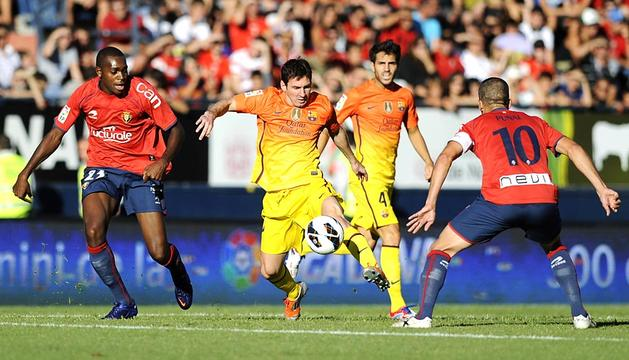 Osasuna-Barcelona I