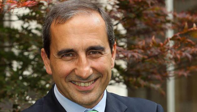 Alfonso Sánchez-Tabernero, nuevo rector de la Universidad de Navarra