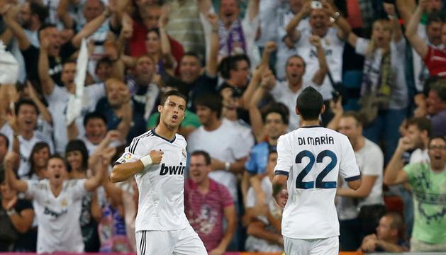 Cristiano Ronaldo y Di Maria