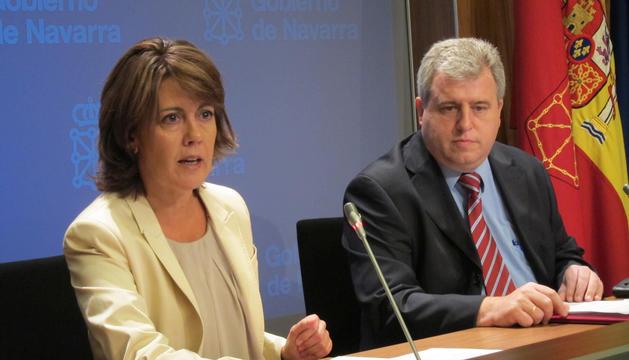 La presidenta de Navarra, Yolanda Barcina, ha asegurado que buscará acuerdos para aprobar los Presupuestos de 2013.