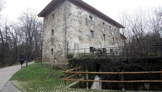 Imagen de archivo del Molino de San Andrés
