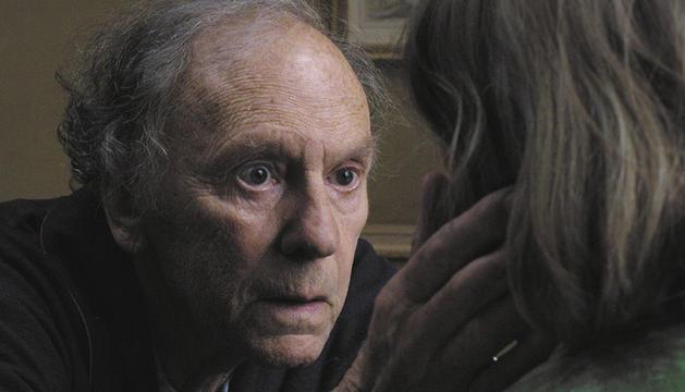 Fotograma de la película 'Amour', de Michael Haneke.