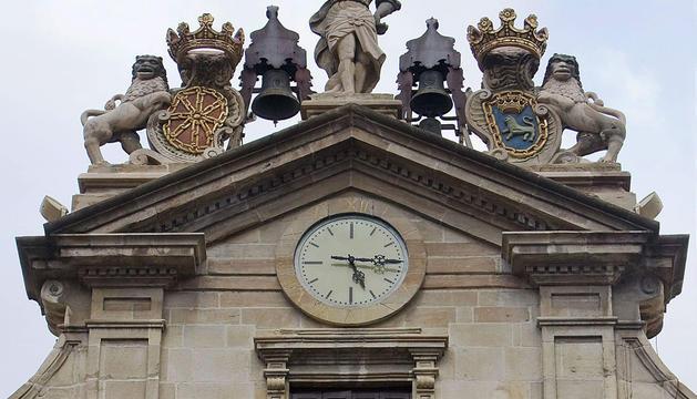 Imagen del Ayuntamiento de Pamplona.
