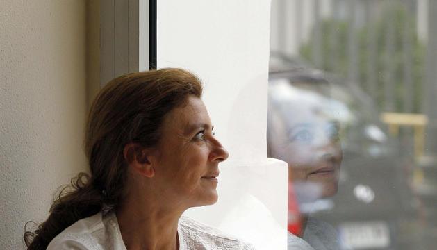 La escritora, Ángeles Caso
