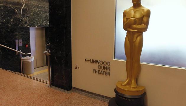 Imagen de la estatuilla de los Oscar