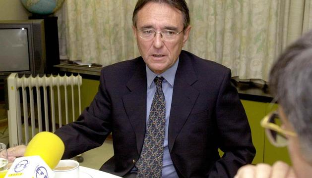 Eduardo Roldán, director y accionista del complejo invernal de Candanchú