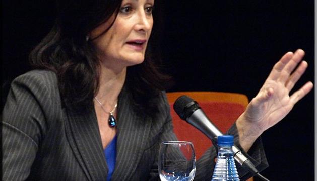 La periodista y escritora Edurne Uriarte
