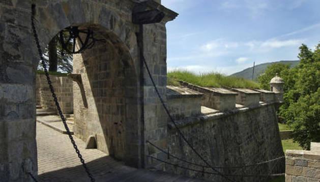 Murallas Pamplona