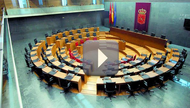 Parlamento de Navarra PLAY