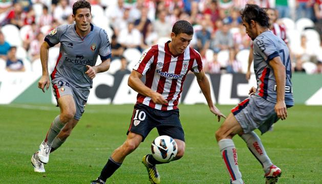 Galería de imágenes del partido Athletic-Osasuna