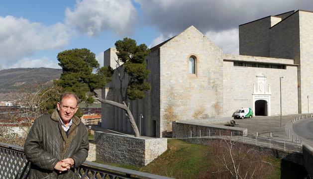 El arquitecto Leopoldo Gil