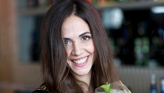 Bárbara González, nueva chica Martini