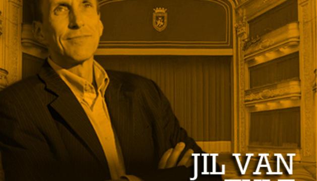Jil Van Eyle en el Teatro Gayarre.