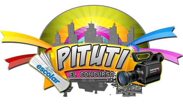 Logo del concurso escolar Pituti