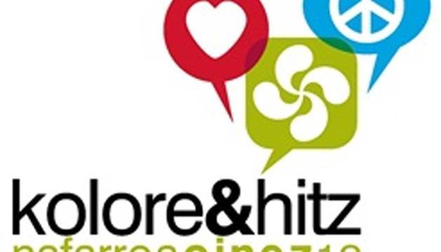 Logo del Nafarroa Oinez 2012.