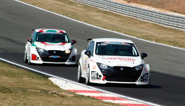 La Copa Open de Automovilismo se celebra este fin de semana en el Circuito de Navarra