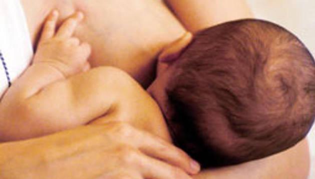 Campaña en favor de lactancia